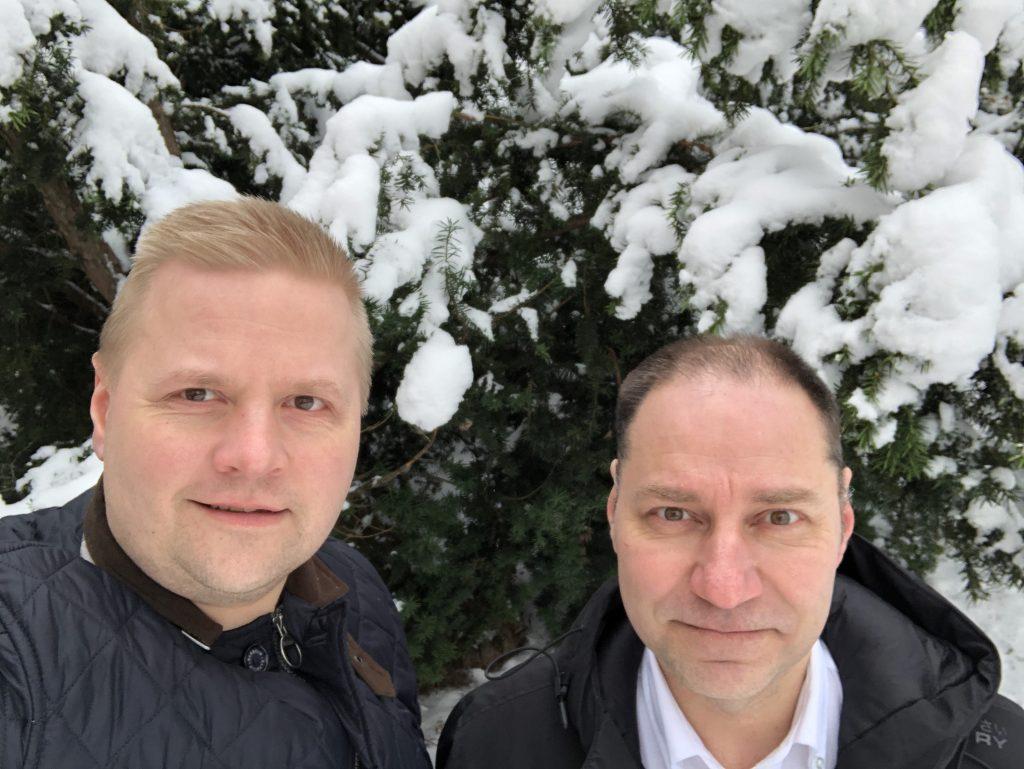 JVR-Rakenne Oy ja Green Carbon Finland Oy yhteistyöhön uutinen