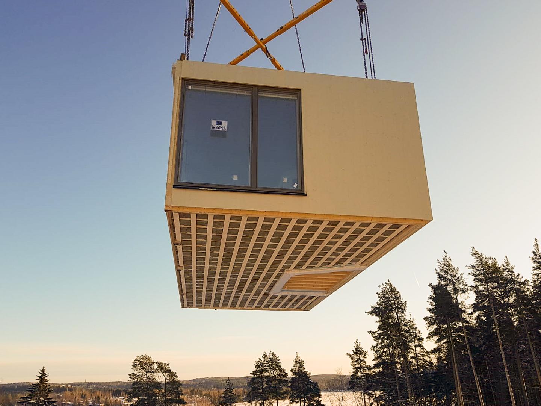 Puukerrostalorakentamisen tulevaisuutta muovaamassa